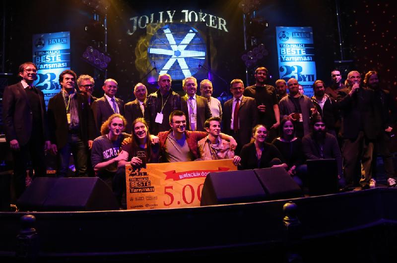 Jüri Üyelerimiz ve Yarışmacılarımız