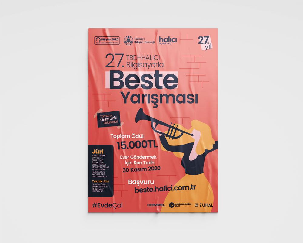 27. TBD-Halıcı Bilgisayarla Beste Yarışması